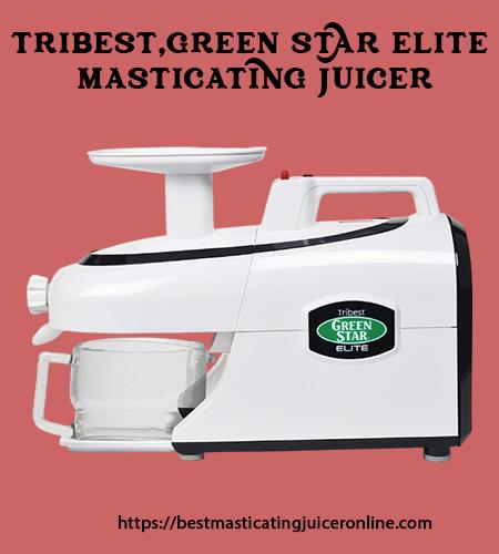 Tribest GSE-5000 Greenstar Elite
