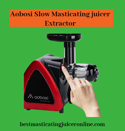 inexpensive masticating juicers