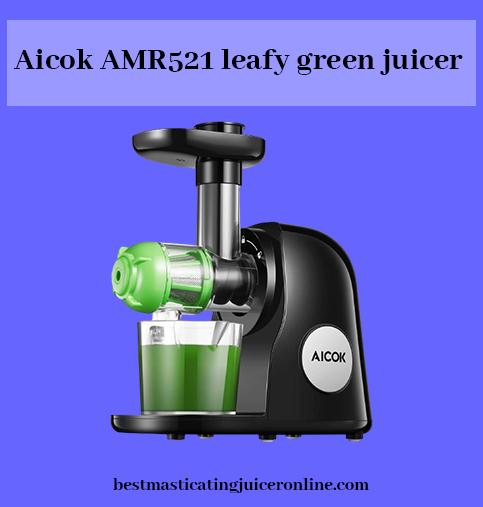 best choice for celery juicer