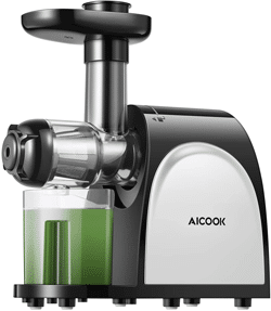 Aicook Slow Masticating Juicer for best masticating juicer for carrot and beet