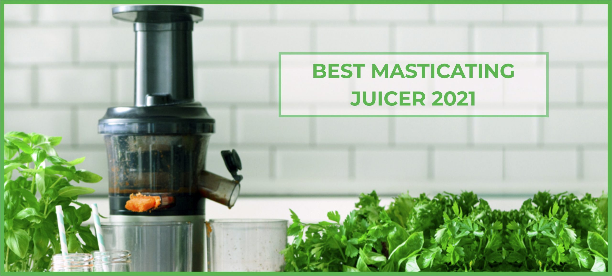 Best Masticating Juicers 2021 - Top Picks, Reviews, and Buyer Guide