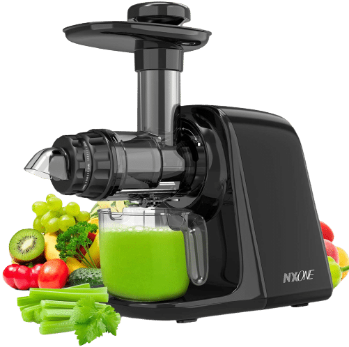 NXONE Slow Masticating for hard vegetables