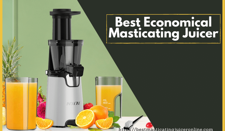 Best Economical Masticating Juicer