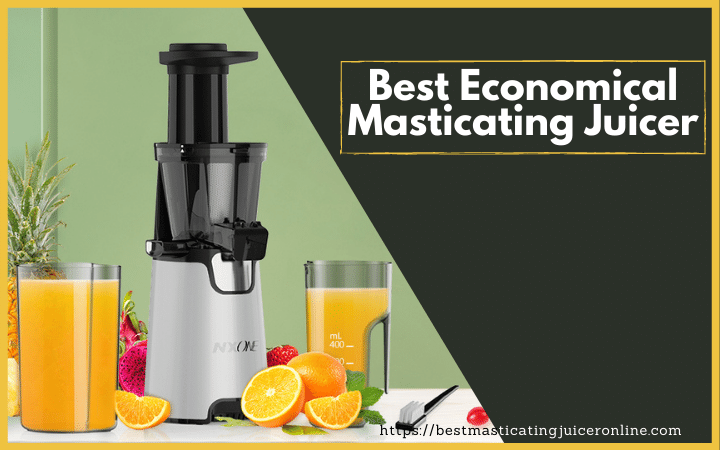 10 Best Economical Masticating Juicer | That Is Surprisingly Cheap under $100 But Work Well