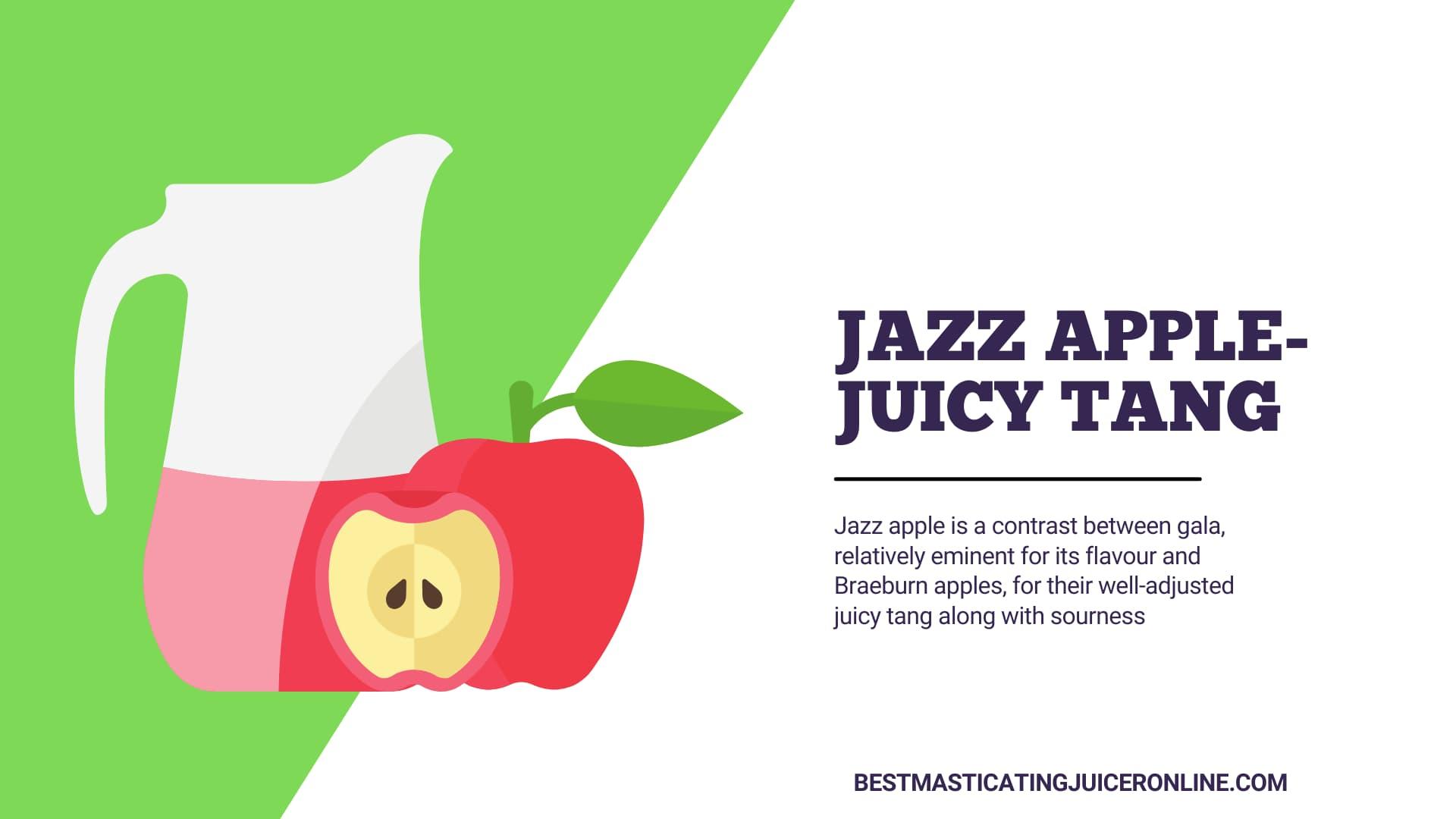 Jazz Apple-Juicy Tang