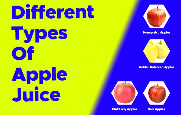 Kinds Of Apples For Healthy Juicing