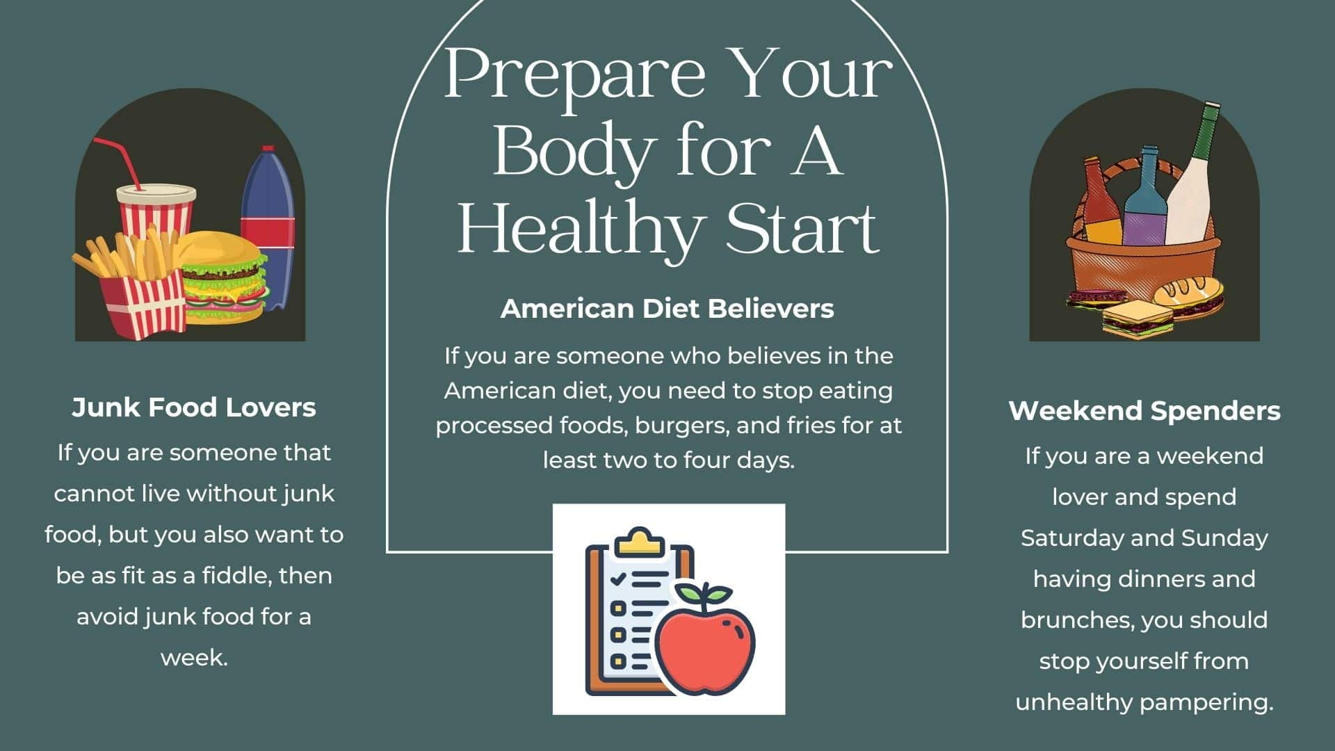 Prepare Your Body for A Healthy Start