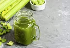 juicing celery
