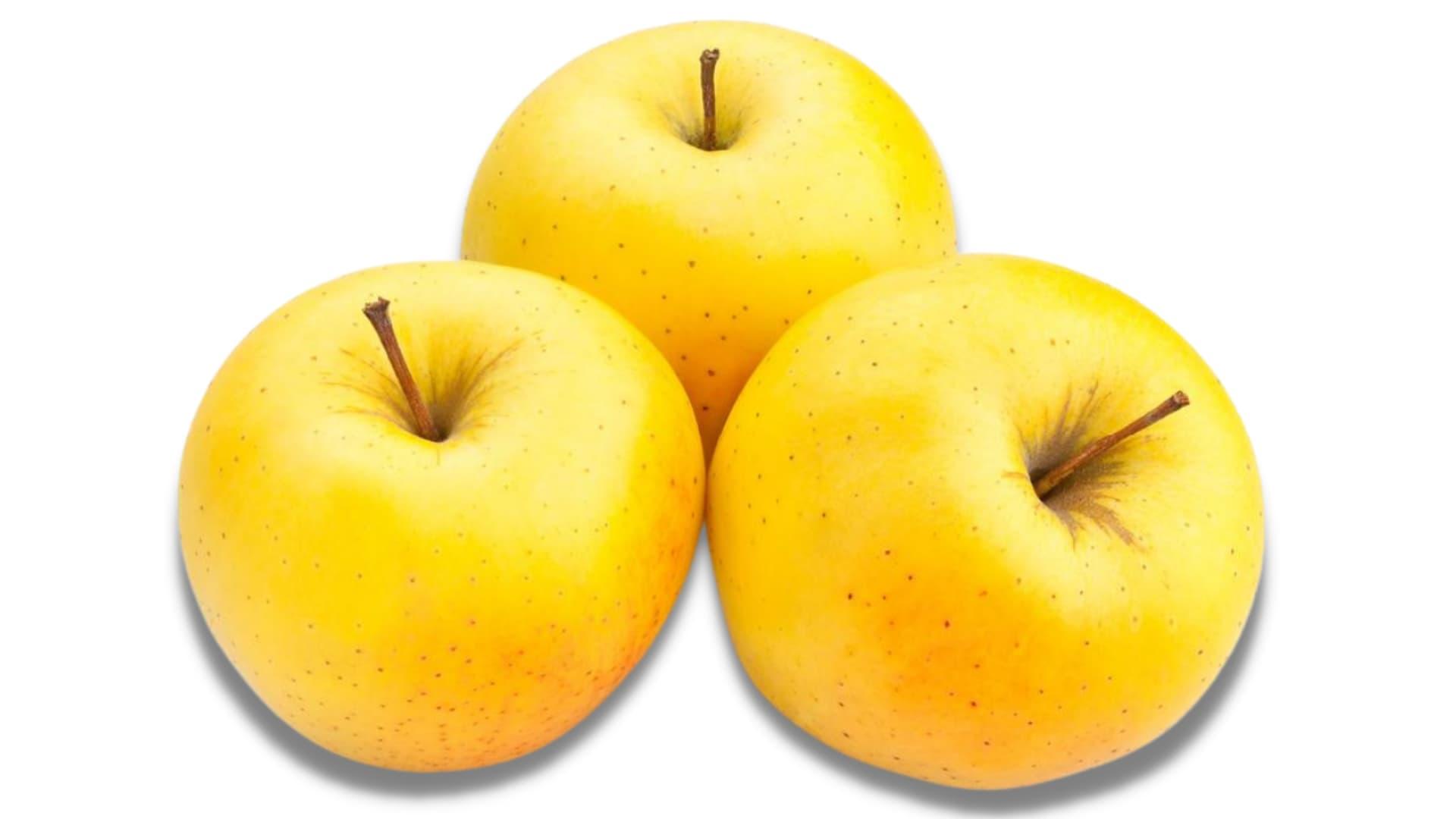 Golden Balanced Apples